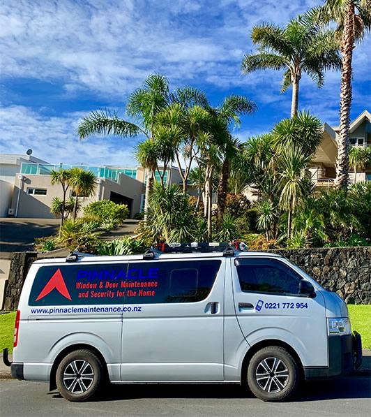 Aluminum Joinery Repairs Auckland Pinnacle Maintenance